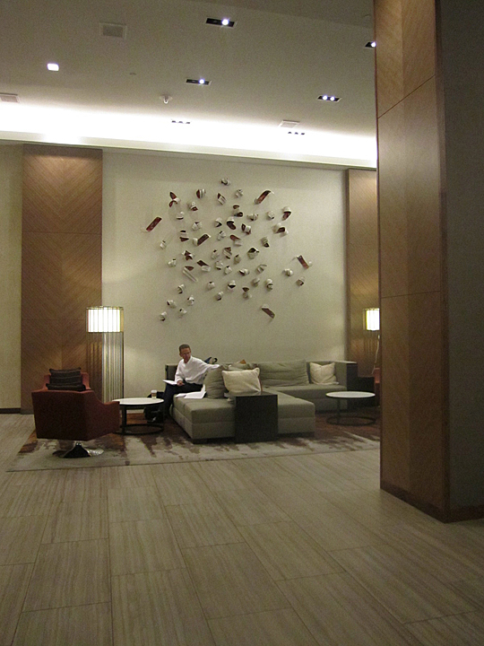 Jennifer Falck Linssen :: Metamorphosis at the Grand Hyatt, Denver, CO